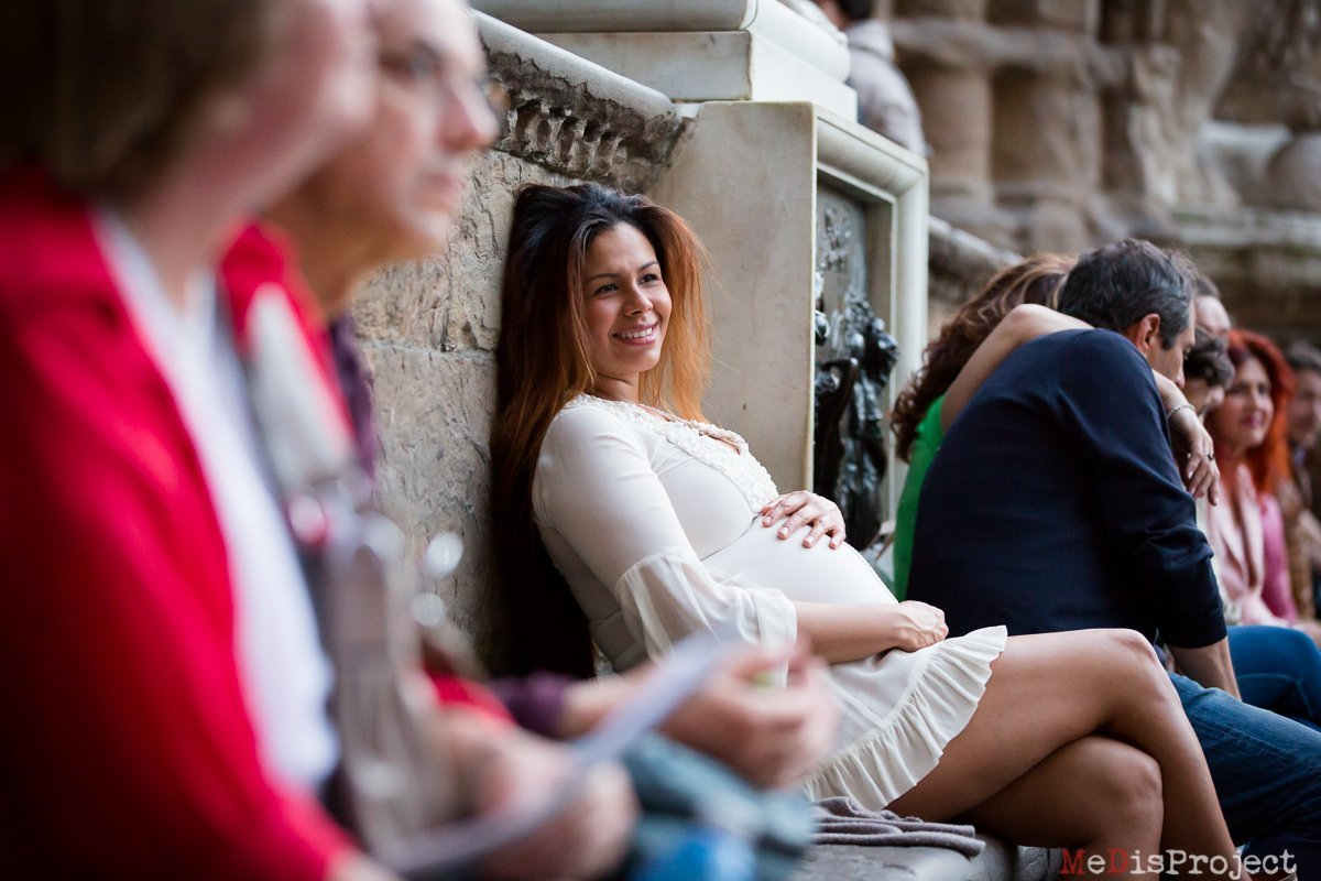 Maternity photoshoot in Florence