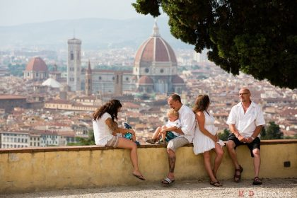 A Family photo session in Florence   Tuscan Vacation Photographers