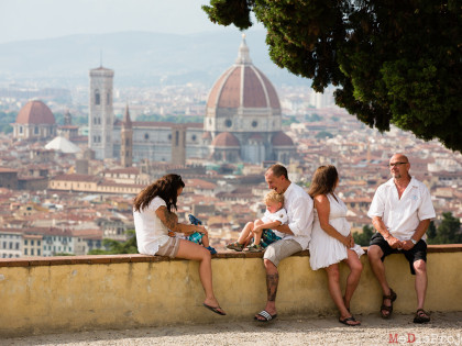 A Family photo session in Florence | Tuscan Vacation Photographers