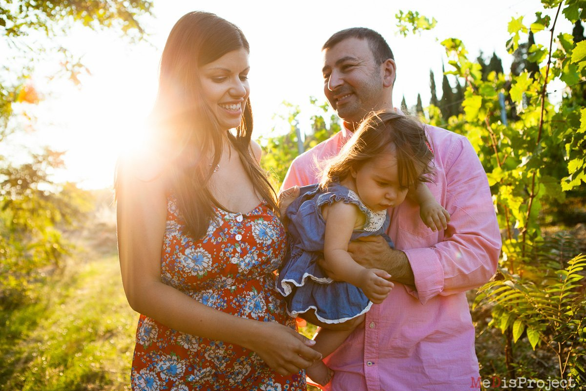 best family portrait photographers in tuscany