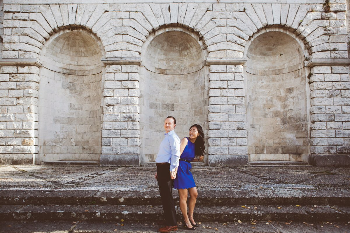 fun and professional photo session in Florence