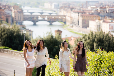 all women's family in florence