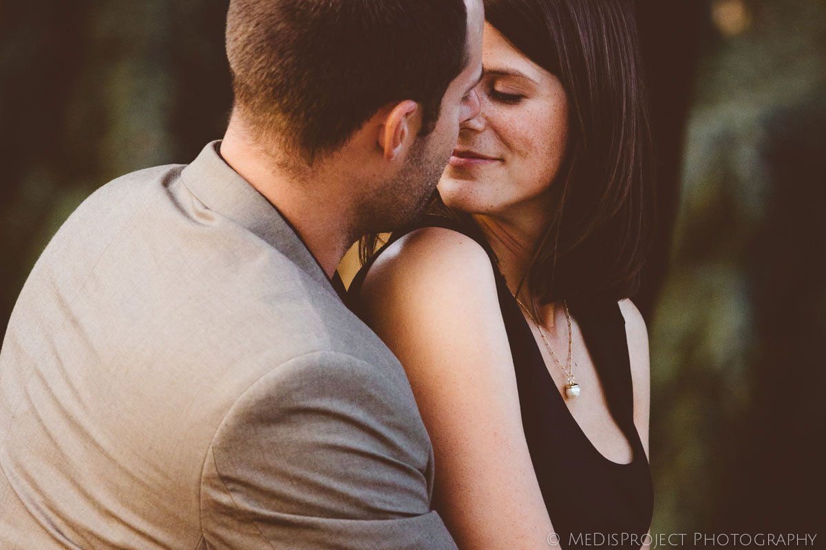 love story photo session in Tuscany
