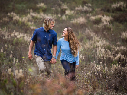 Autumn Love trip | Romantic photo session in San Gimignano