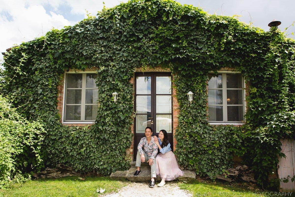 Wedding anniversary photographers in Tuscany