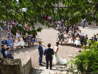Tuscan style wedding at Borgo Pignano