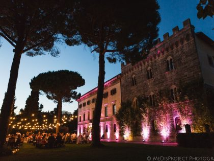 Tuscan wedding at Borgo Pignano | Wedding photo sessions