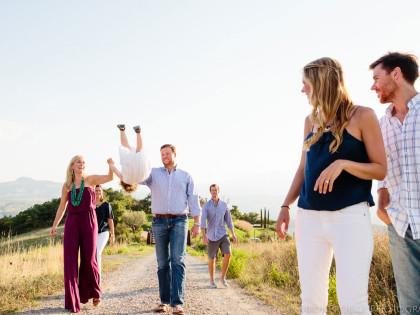 Family vacation | photo session around Sarteano