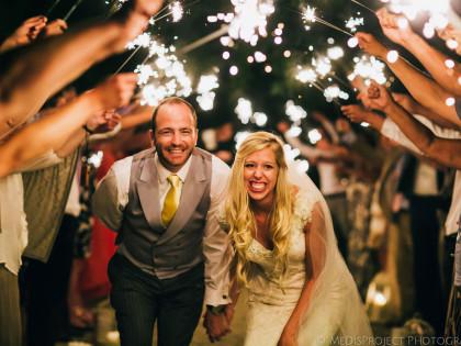 Dreamy Ceremony in Tuscany | Wedding at Borgo Stomennano