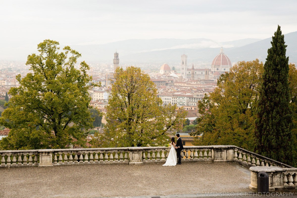 Autumn photo session in Florence