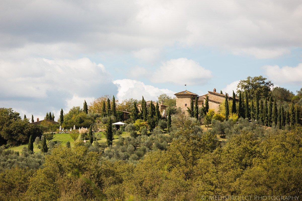 Casa Cornacchi, Bucine, Tuscany, Italy