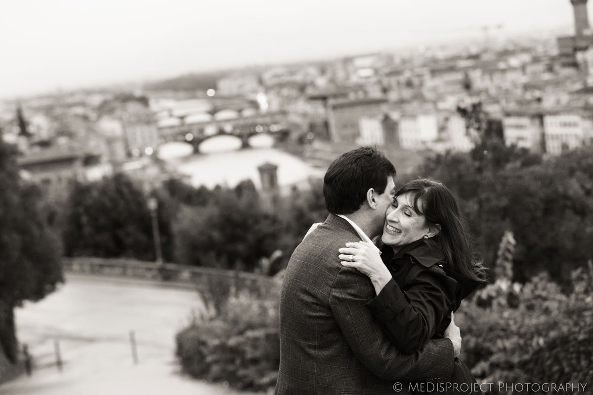 wedding anniversary photographers in Florence