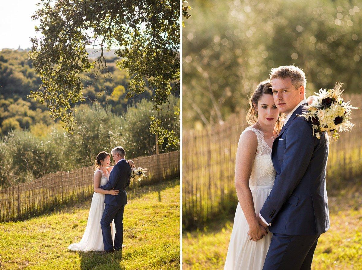 Charming Wedding portraits