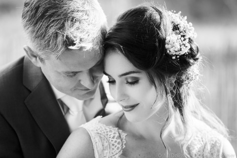 Charming Wedding black and white photos
