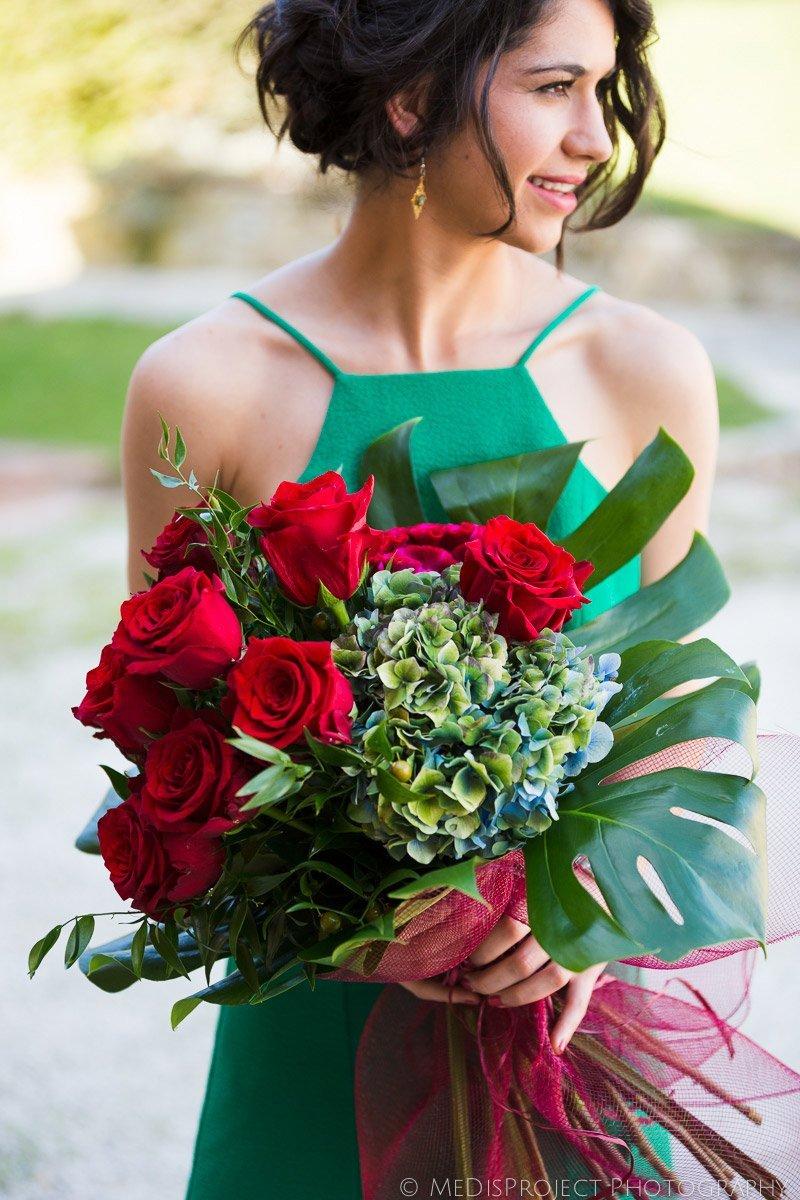 Charming Wedding bridesmaid
