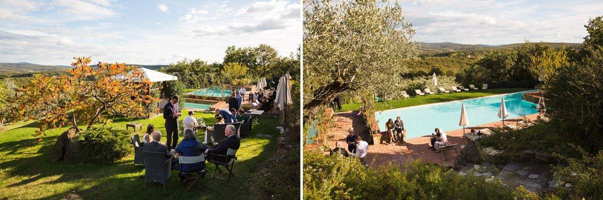 Charming Wedding at Casa Cornacchi Tuscany