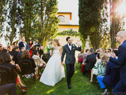 Stylish wedding in Florence | Getting married at Villa Tavernaccia