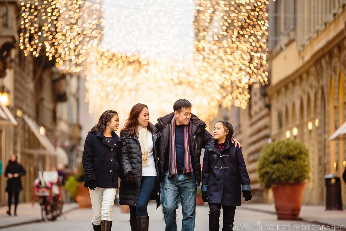 Christmas time in Florence