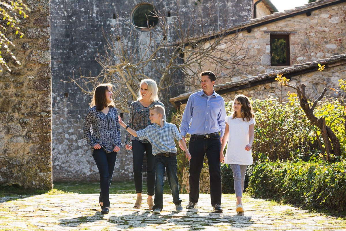 Family Holiday in Tuscany at Il Campanile by Inspirato