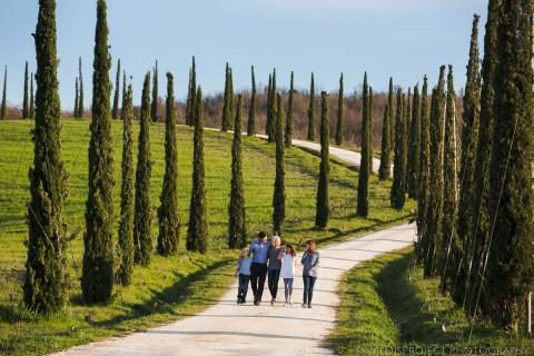 Family Holiday in Tuscany
