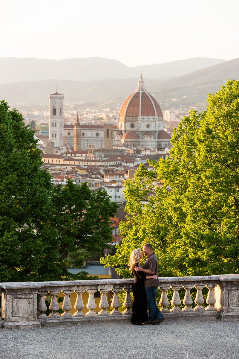 Spring vacation in Florence