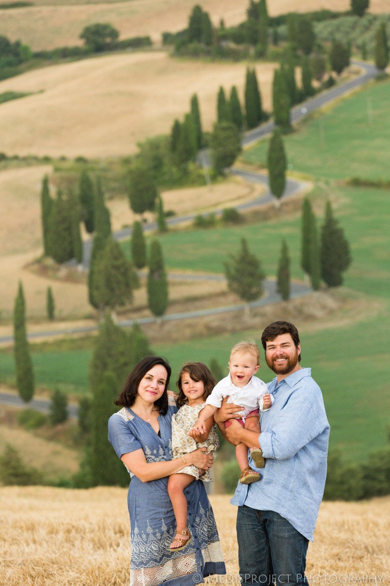 Family Holiday in Italy