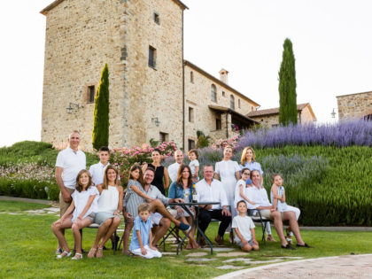 Family Reunion in Italy | Summer Holidays in Umbria