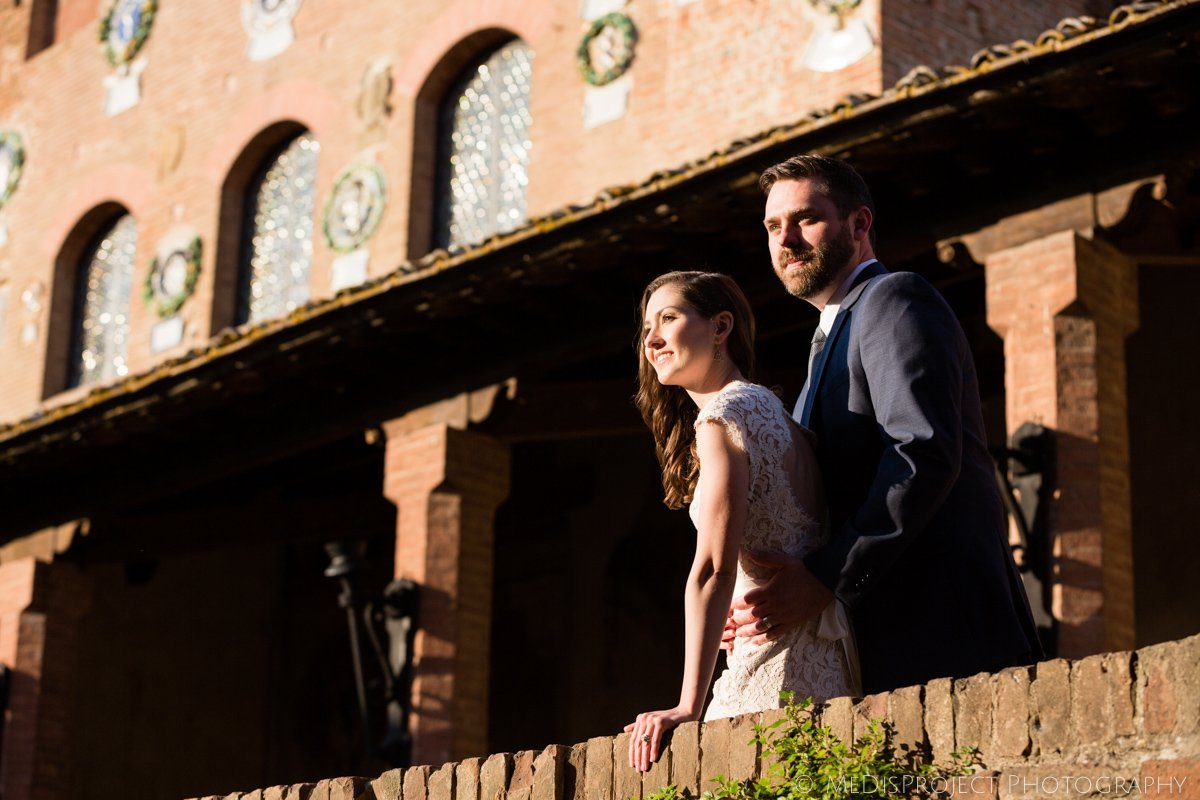 Wedding photographers in Certaldo Alto