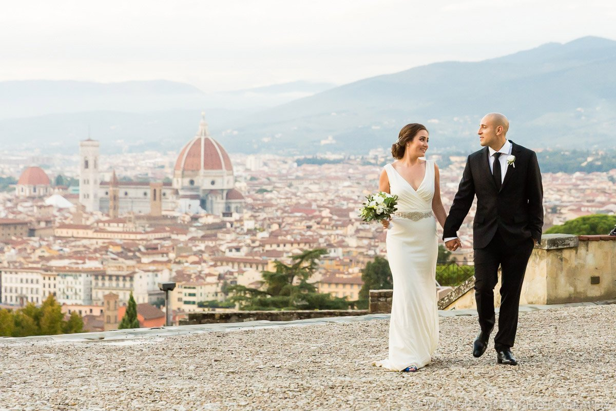 Wedding at Villa le Piazzole in Florence