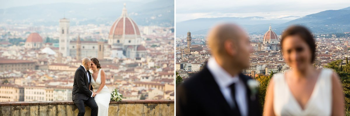 Wedding photographers at Villa le Piazzole