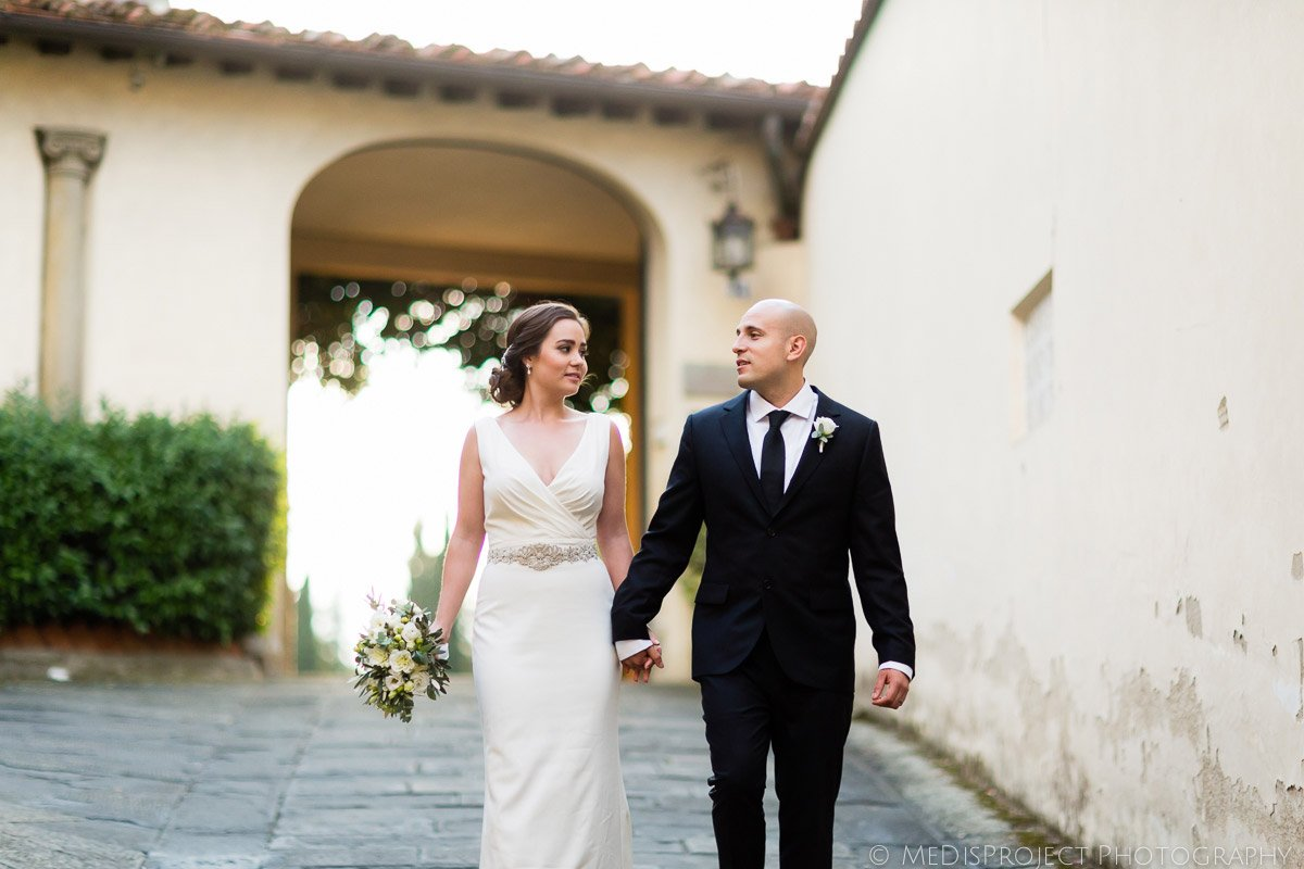 Getting married in Florence, Italy