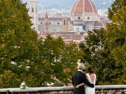 Wedding at Villa le Piazzole | Getting married in autumn in Florence