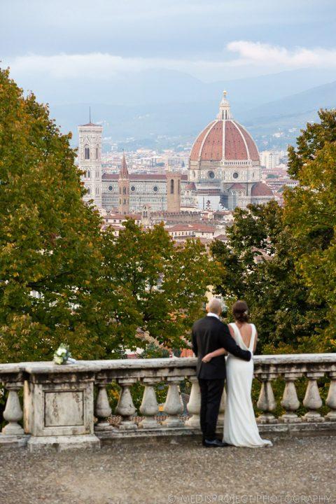 Dreamy wedding in Villa le Piazzole