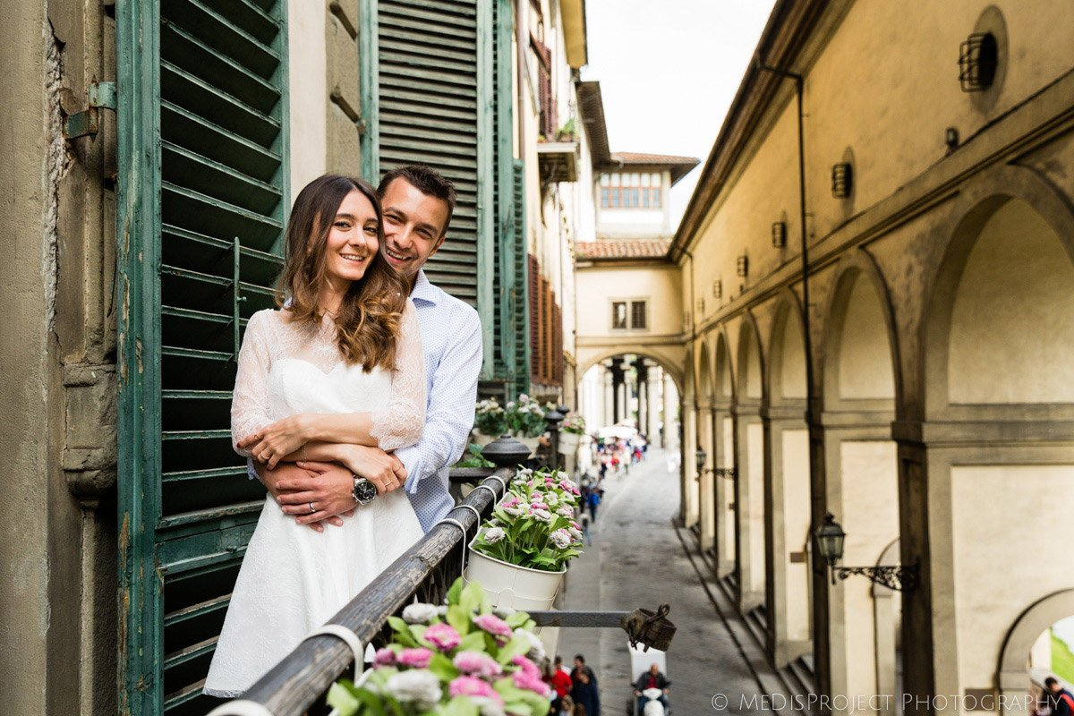 couple photo session in Florence