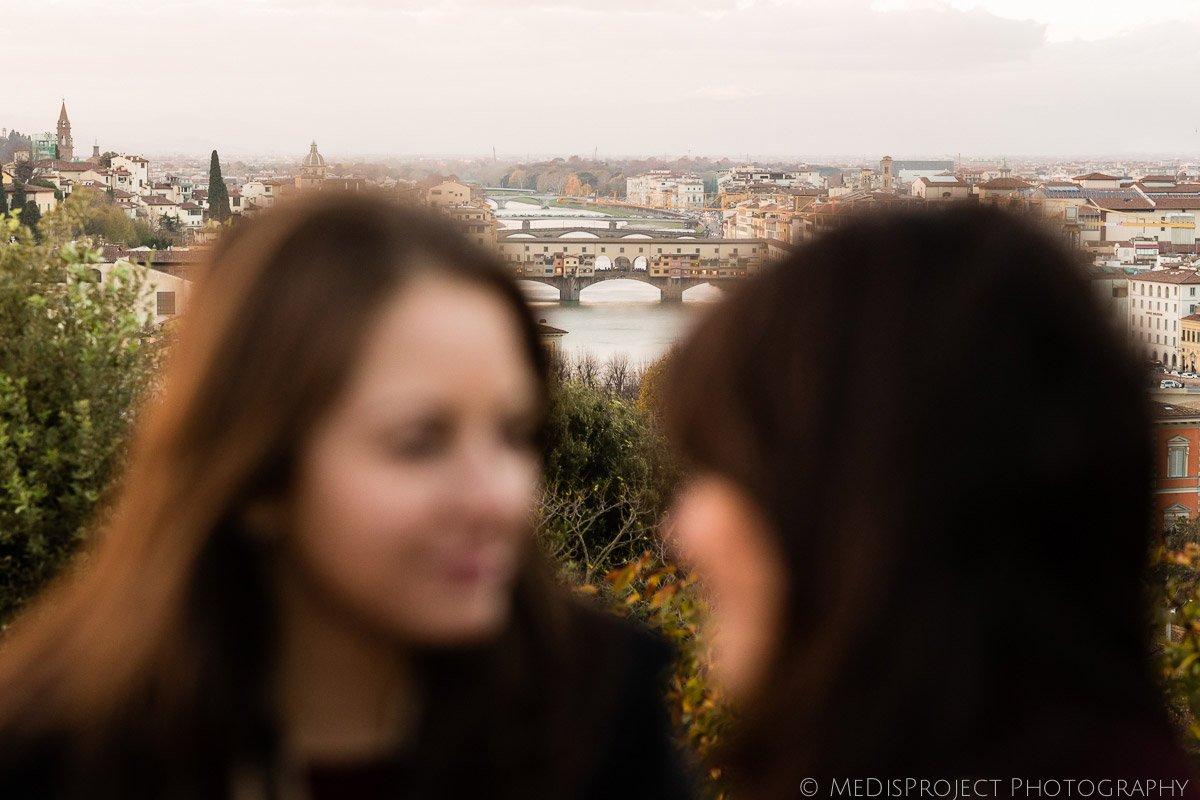 Firenze's Ponte Vecchio