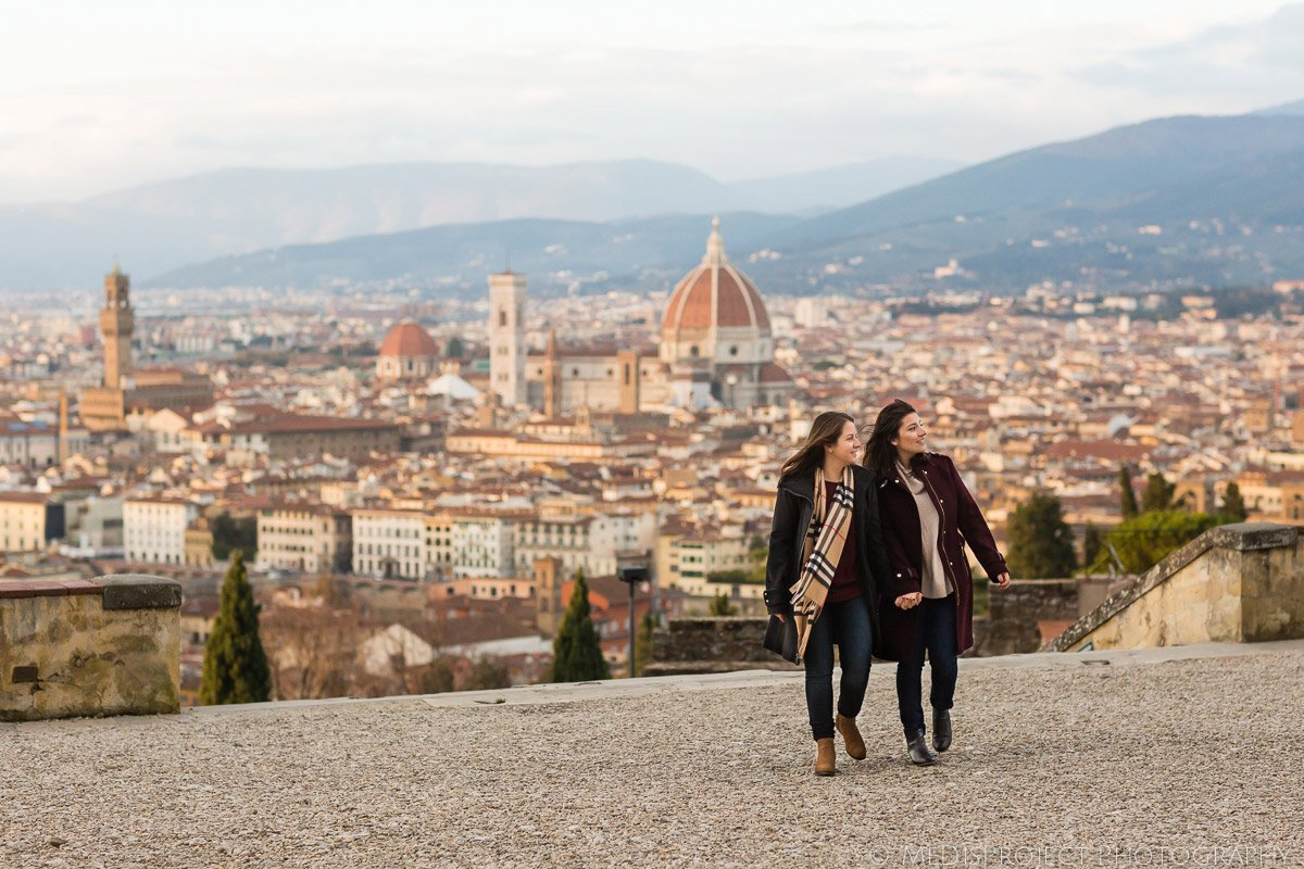 Same-sex photographers in Florence