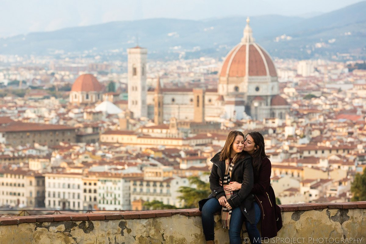 lovely panoramic photos in Florence