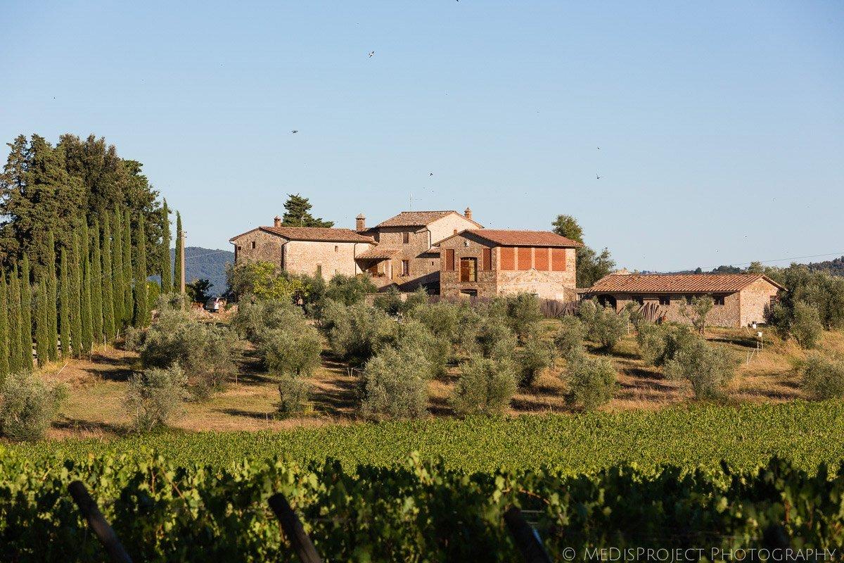 Agriturismo Borgo San Felice in Tuscany