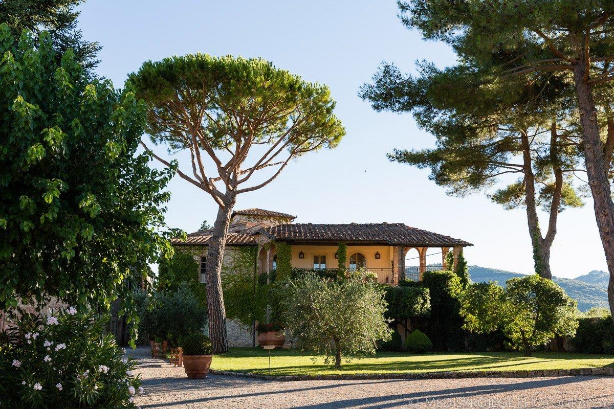 One of the house in Borgo San Felice