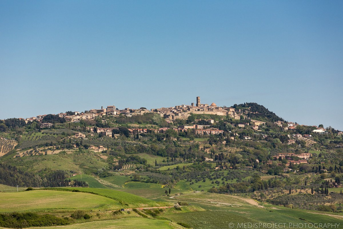 Volterra from a distance