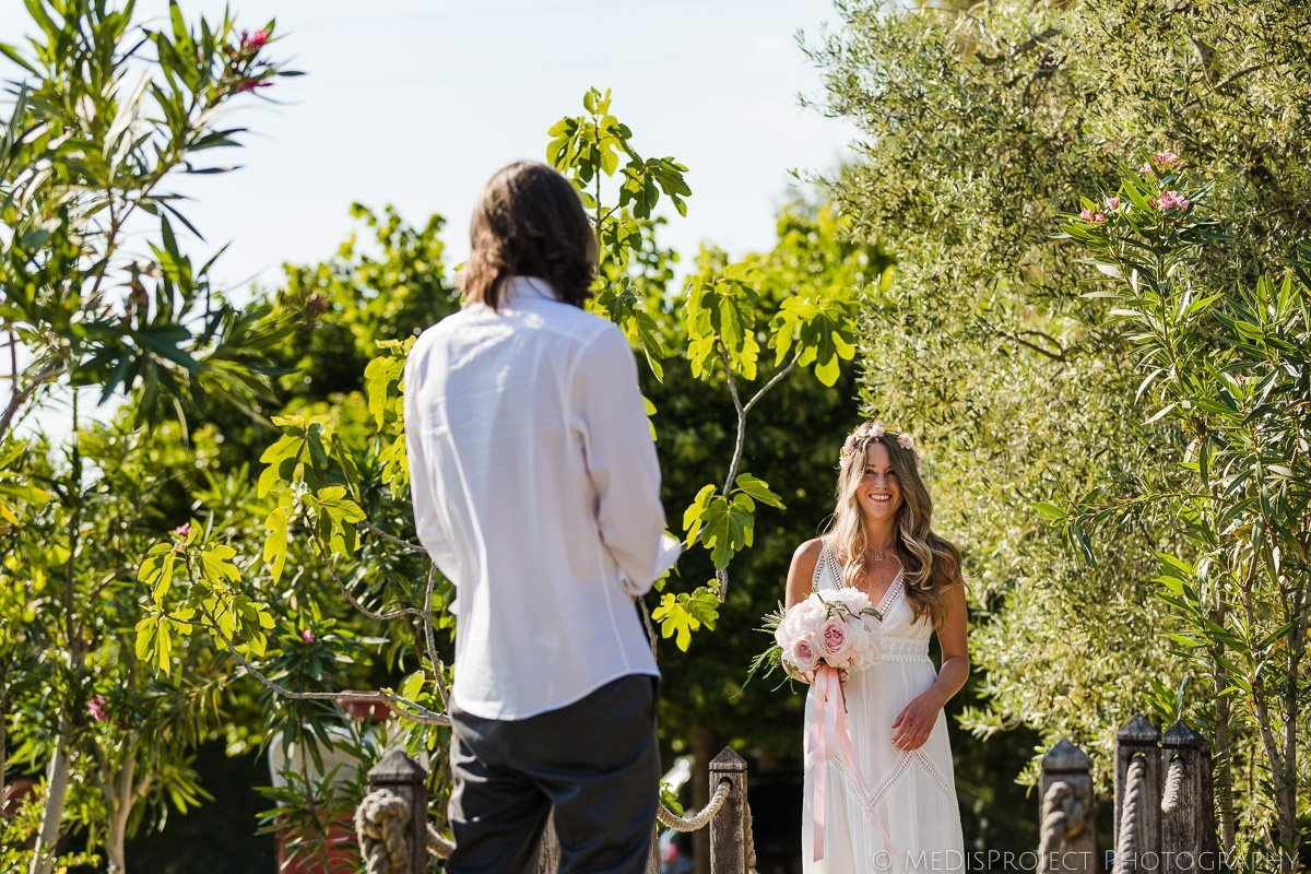 A secret elopement in Tuscany