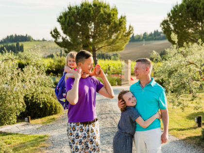 Family vacation in Tuscany | Love makes a family
