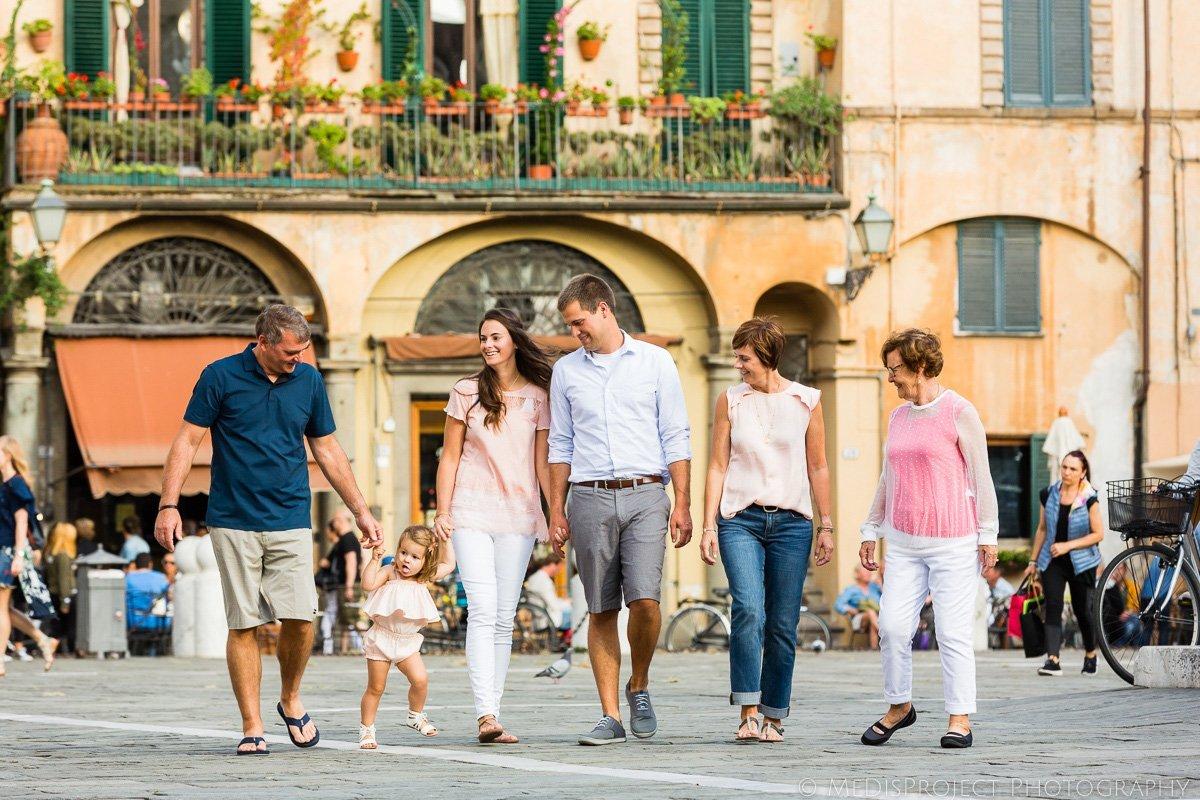 Family Trip to Tuscany