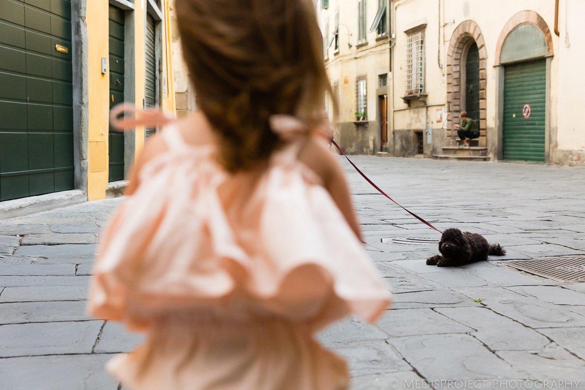doggie pet in Lucca