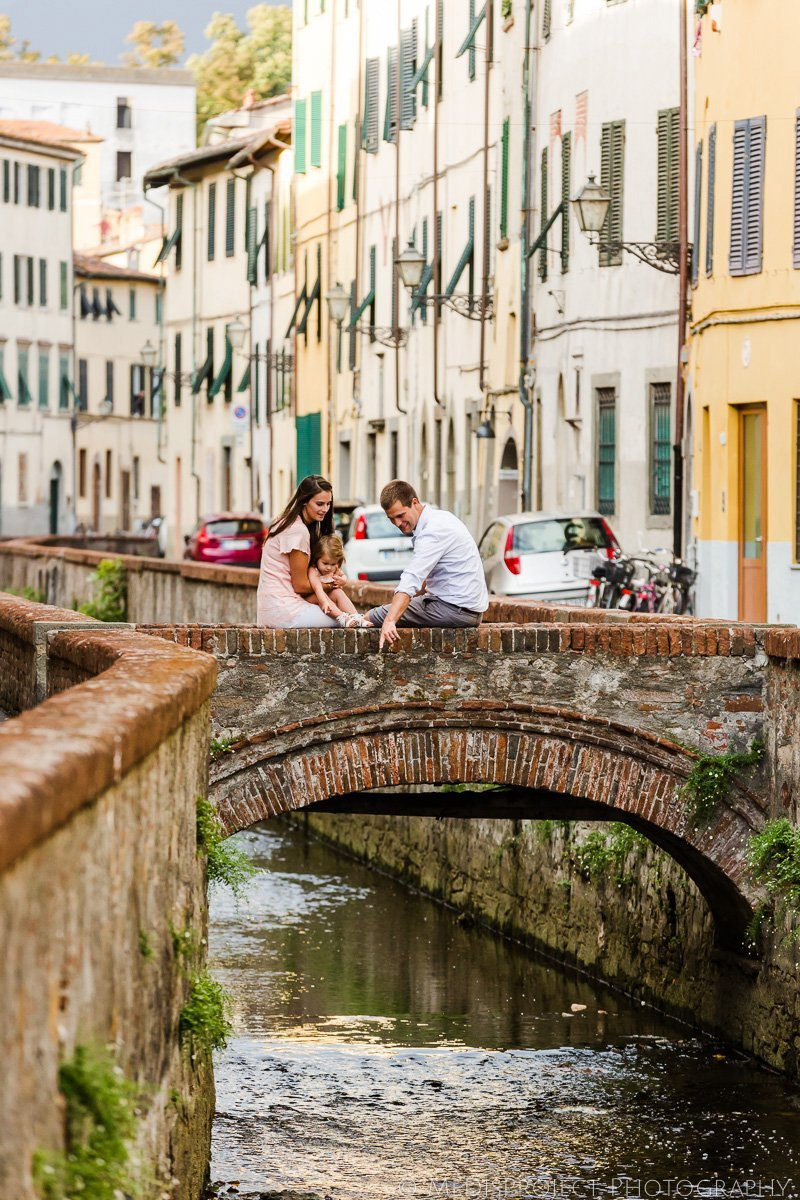 Romantic family trip to Lucca