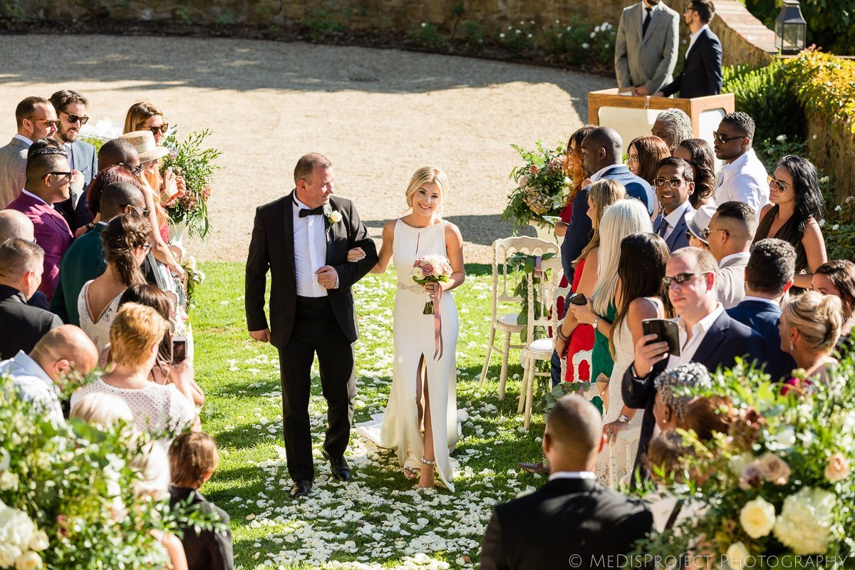 wedding photo session at villa le Fontanelle