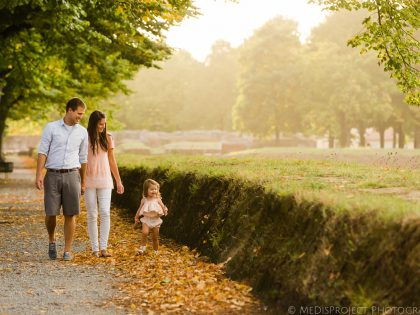 Family Trip to Tuscany | Photo Experience in Lucca