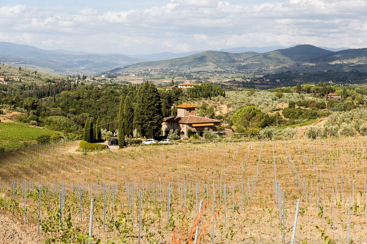 VRBO's Villa Murgiano in Florence Tuscany