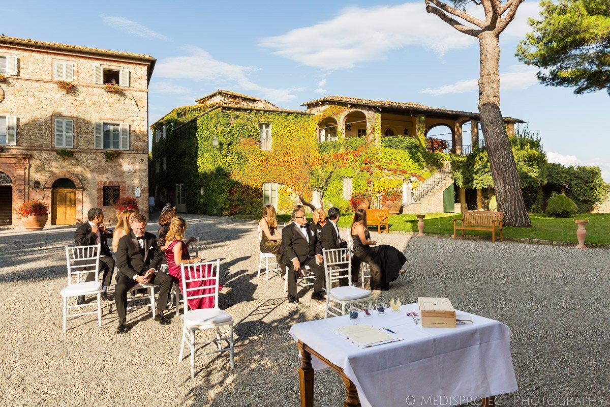 customized gay wedding ceremony borgo