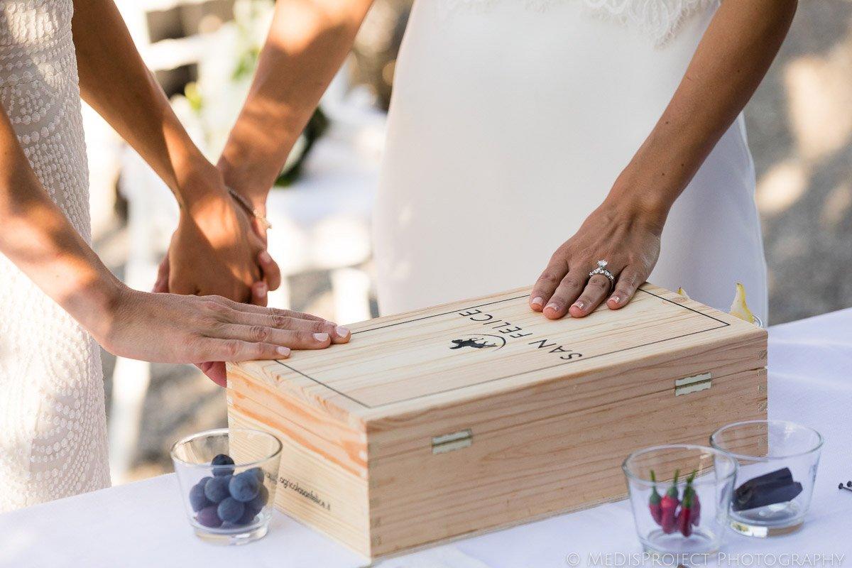 customized gay wedding ceremony italy
